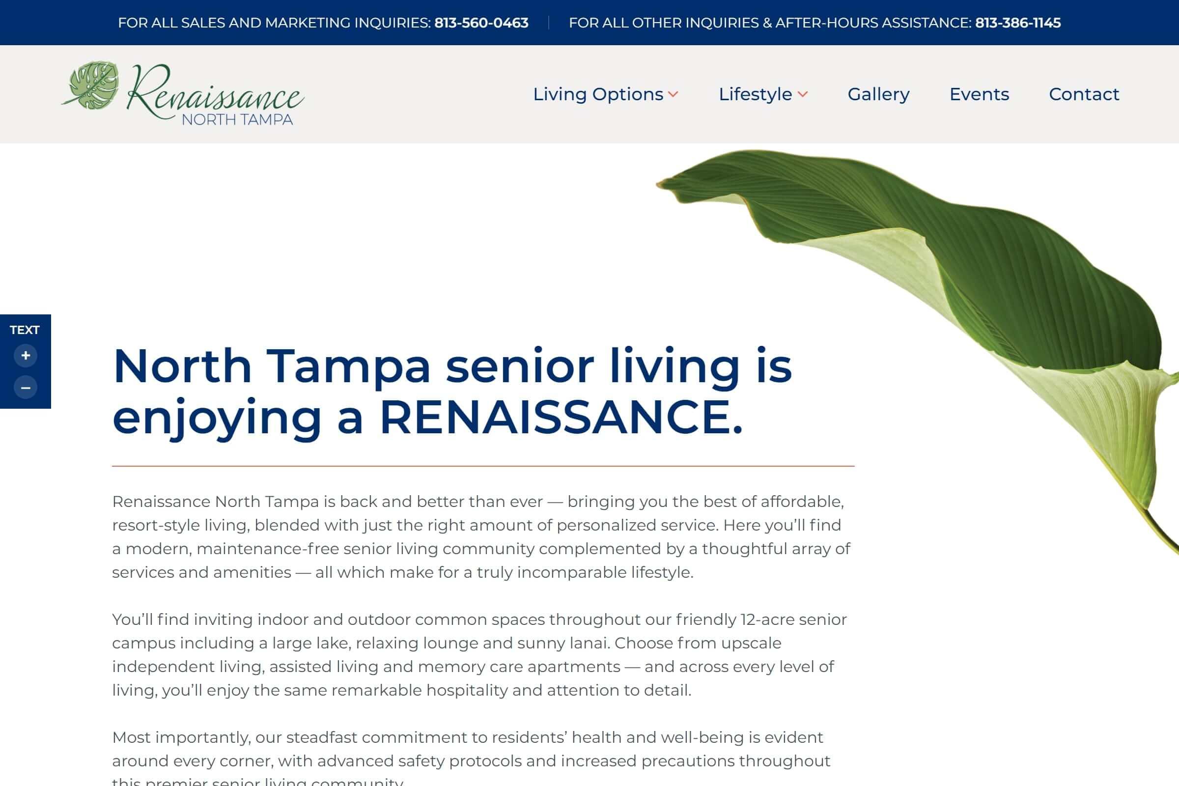 Renaissance North Tampa