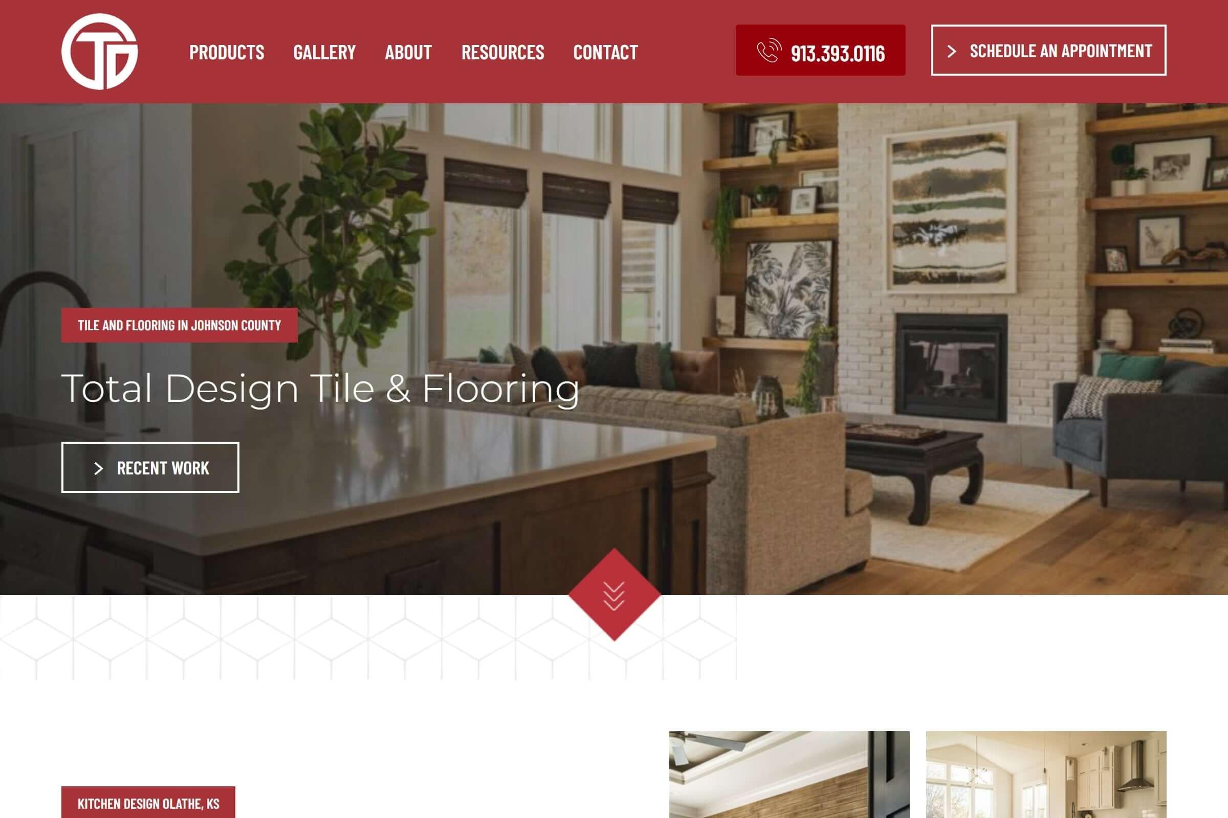 Total Design Tile & Flooring